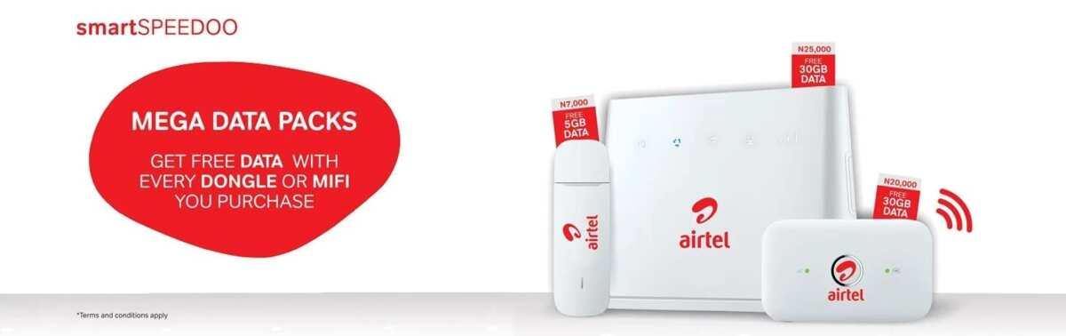 Airtel internet plans