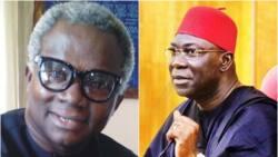 Ekweremadu builds no legacy at Senate apart from fighting Buhari - VoN DG, Okechukwu