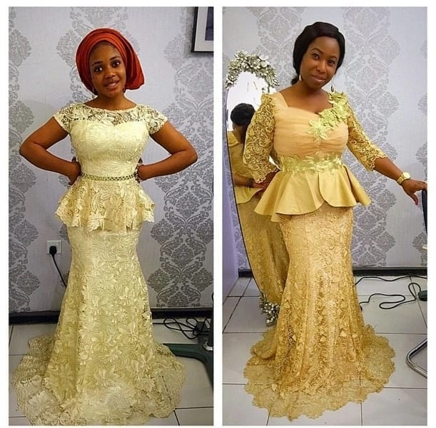 Latest Cord Lace Styles In Nigeria 2018 Legit.ng