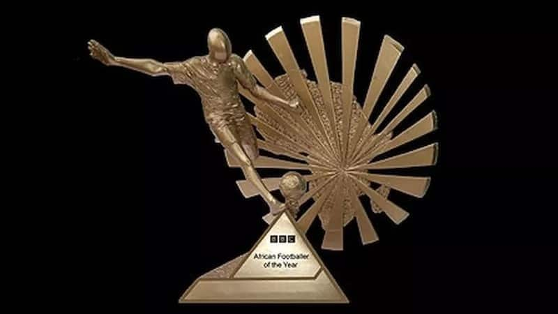 The African player of the year award prize
