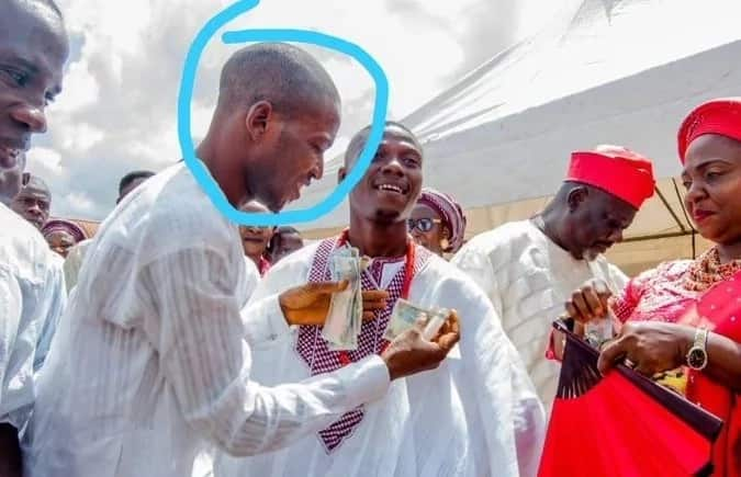 Groom's fake friend disappears with money, phones and wristwatches at a recent wedding (photos)