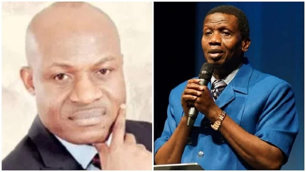 RCCG pastor supports Adeboye on tithing, claims his friend's wife was banned from heaven