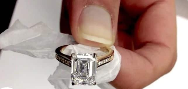 Man sues ex-fiancée over N55m engagement ring