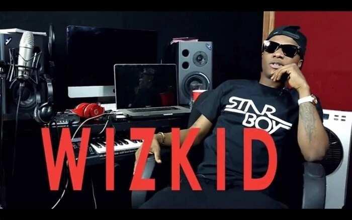 Wizkid record label artists