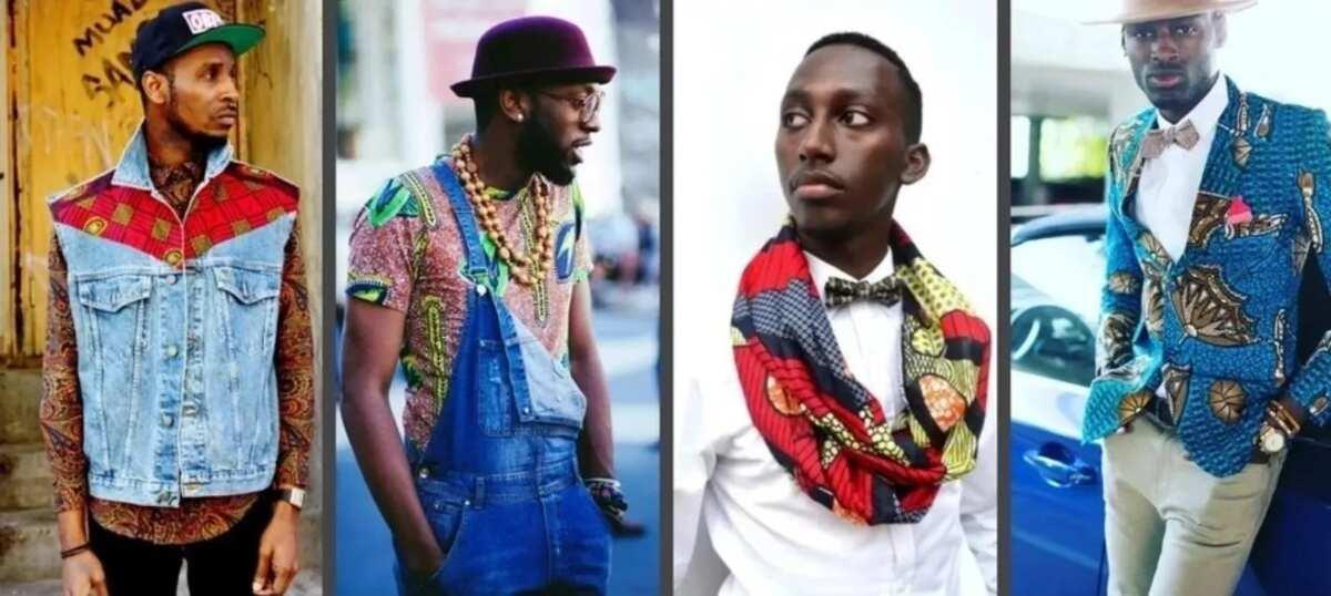 Latest Nigerian men's fashion in 2018