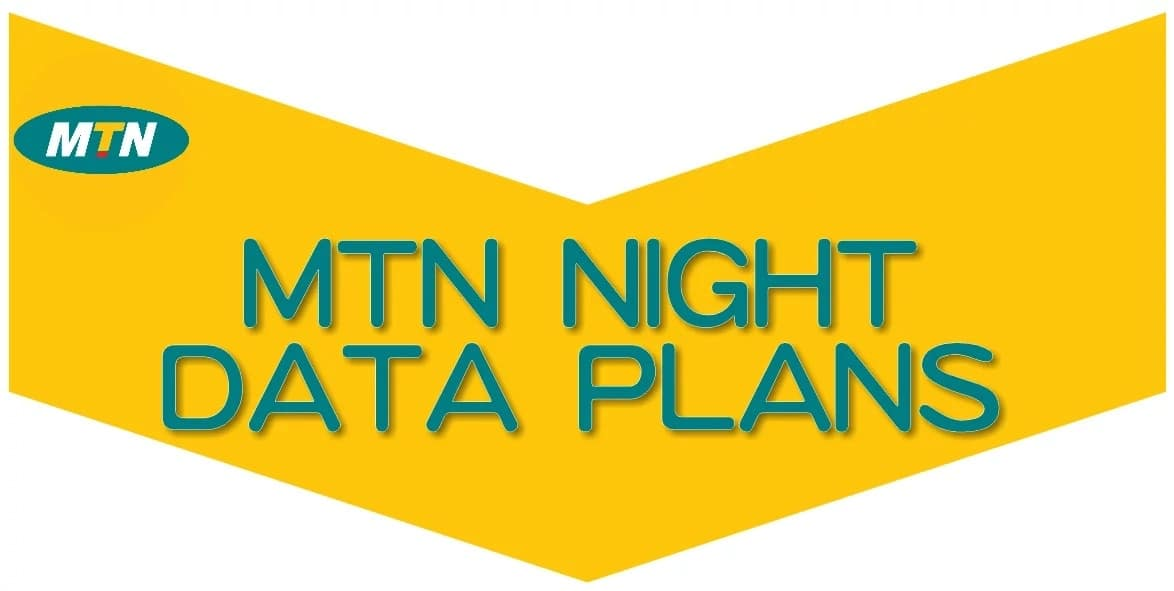 How To Subscribe To The MTN Night Plan: 250MB for N25, 500MB for N50 Codes 2019