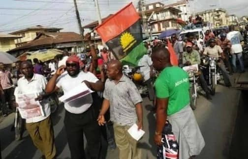 Protest In Rivers, Delta Over Detention Of Radio Biafra Boss