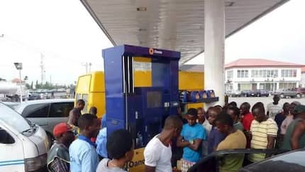 Fuel price reportedly rises to N205 as subsidy hits N60/litre