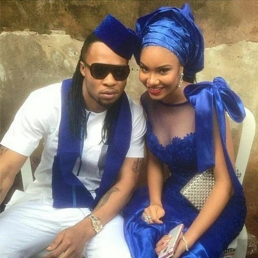 How Flavour cheated on me while with him - Anna Banner