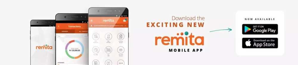 Remita Mobile App