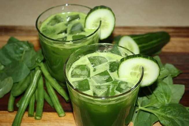 health bitter leaf juice