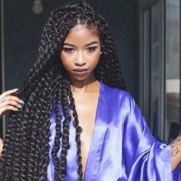 Best Hair For Crochet Braids Natural
