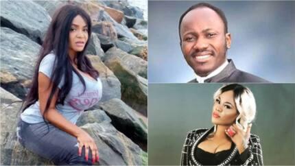 Cossy Ojiakor names Apostle Suleman, Iyabo Ojo, Daniella Okeke among people she dislikes, dares them to sue her