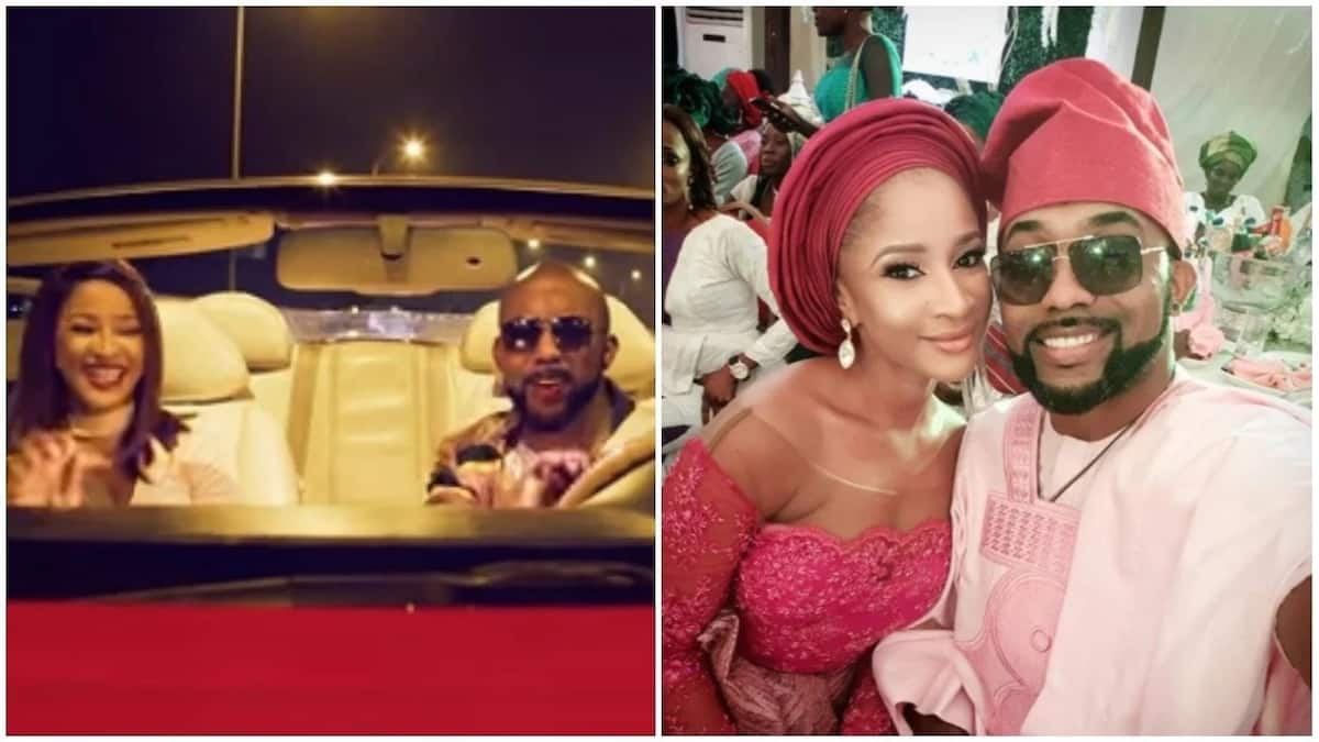 Banky W features his wife Adesua Etomi in new song