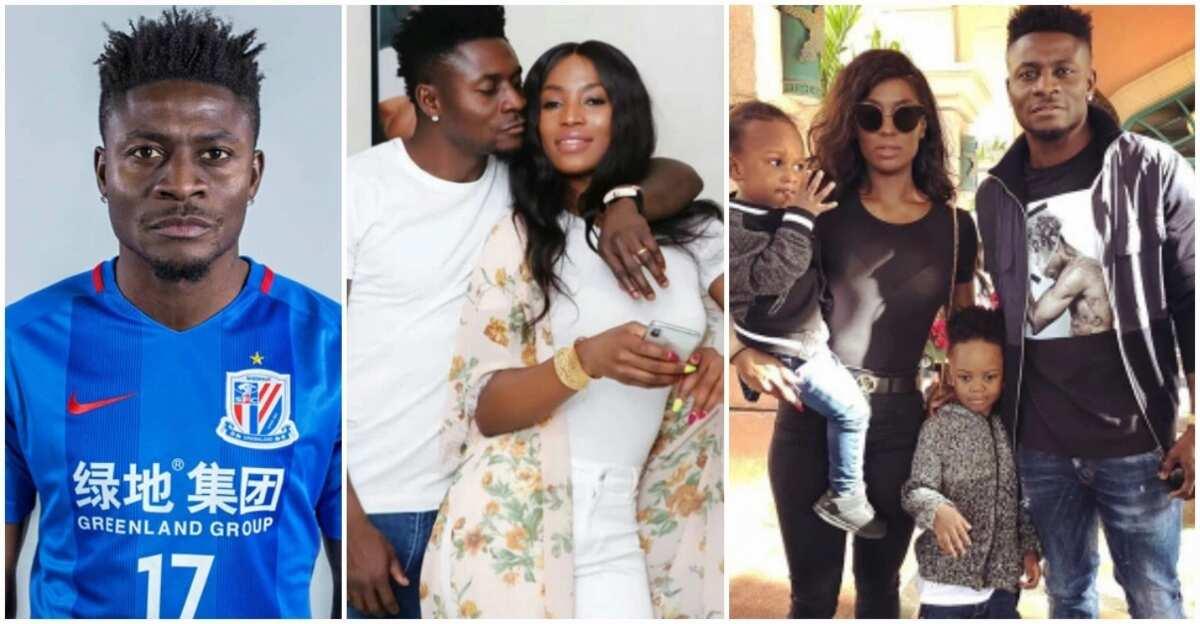 Obafemi Martins Wife Is Footballer Married Legit Ng
