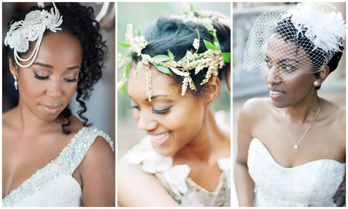 0c72cc9781 Wedding hairstyles in Nigeria  best styles for brides ▷ Legit.ng