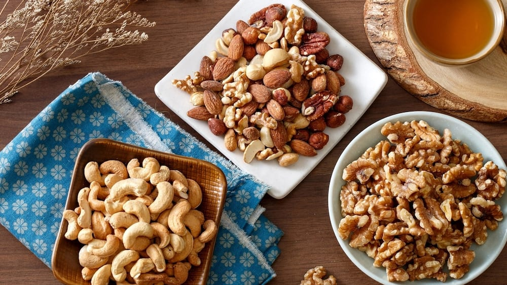 Nuts for a successful pregnancy