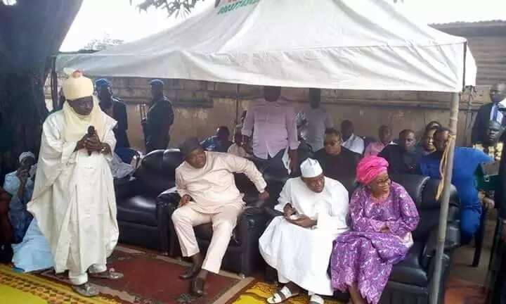 Eid-el-Kabir: Ugwuanyi visits mosque, urges special prayers for president, VP, others