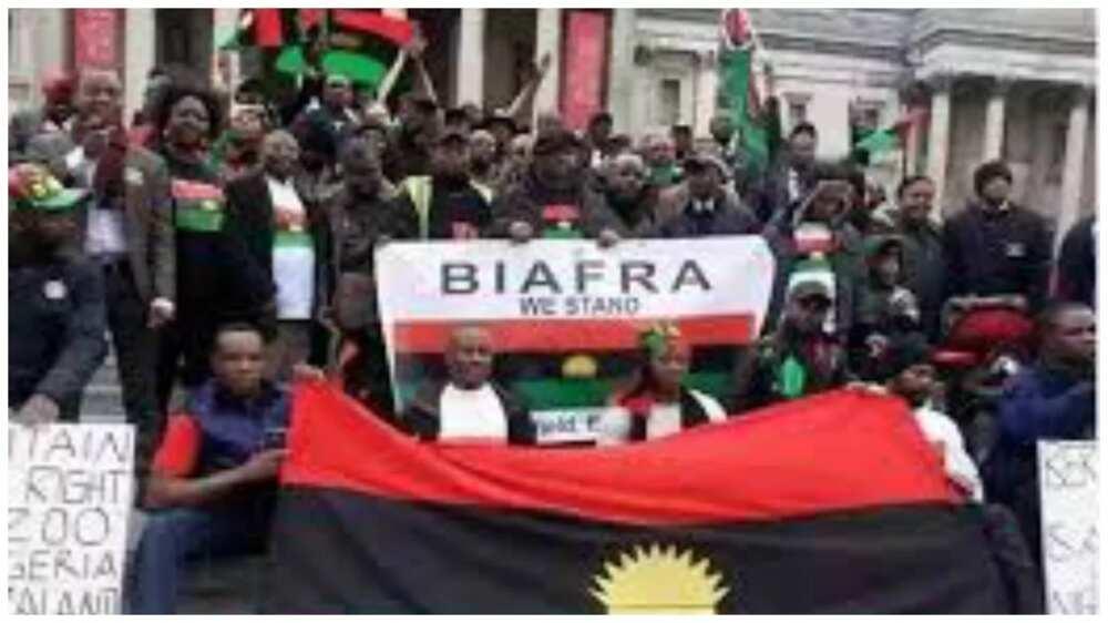 IPOB vows to lockdown Biafra land on May 30 to honour fallen heroes