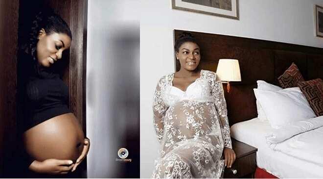Queen Nwokoye pregnancy