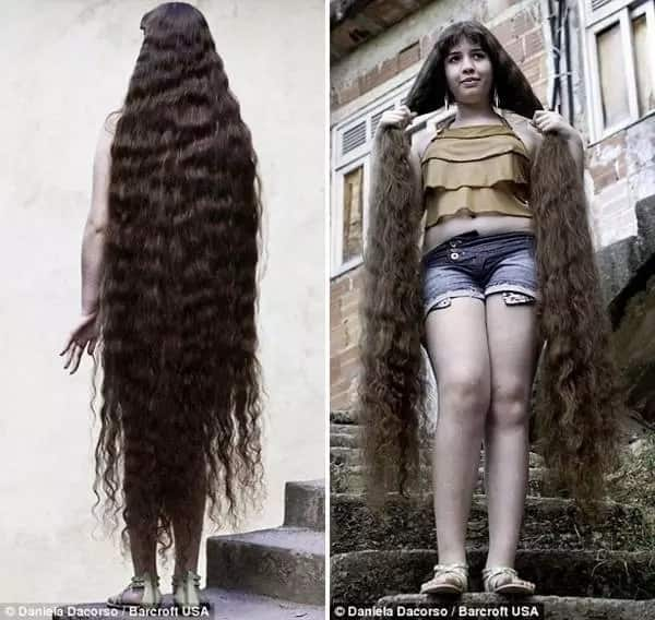 Longest Hair In The World Legit Ng