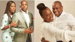 Fela Durotoye receives beautiful, supportive note from wife who misses him (photo)