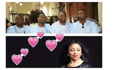 Introducing ☀Folorunsho Alakija's Sons☀!