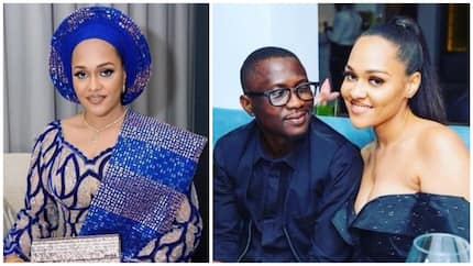 There's no trouble in my paradise - Tania Omotayo tells blogger