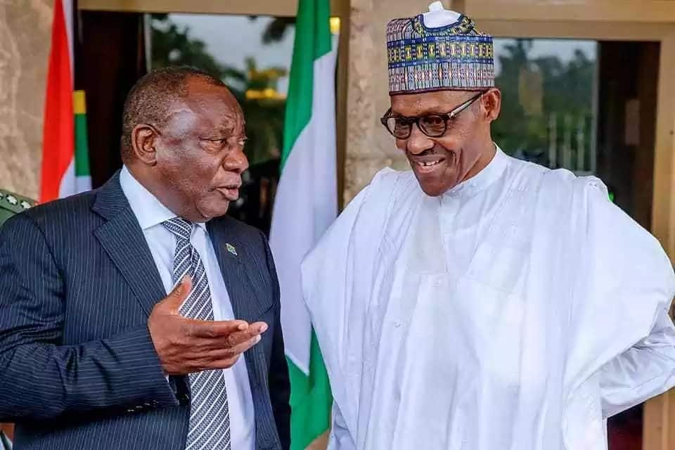 Killings in South Africa not specifically targeted at Nigerians - President Ramaphosa