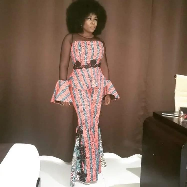 45d55660e40 Latest Ankara styles for plus size ladies in 2018 ▷ Legit.ng