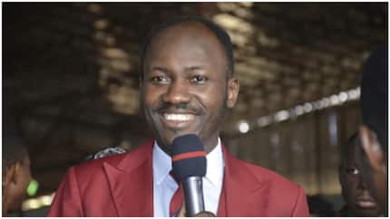 Comedians will crack jokes and use Jesus - Apostle Suleman says as he condemns humourists (video)