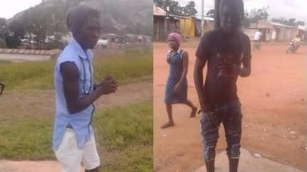 I want to join Illuminati - Young man cries out