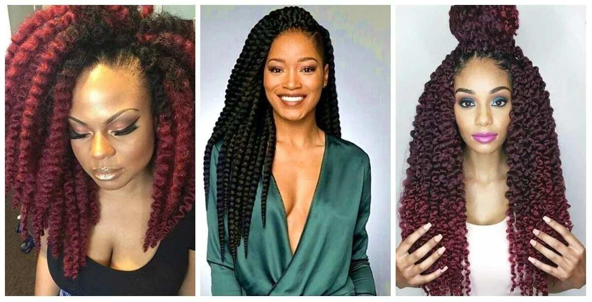 Best hair for crochet braids natural look