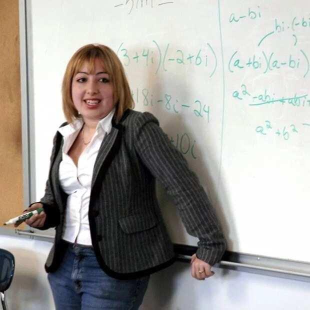 Professor Alia Sabur