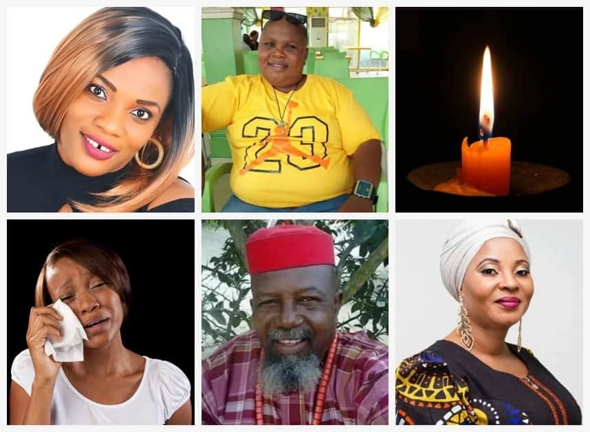 Nigerian actors who died recently ▷ Legit ng