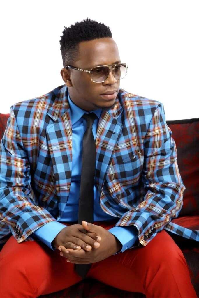 Eben - Gospel musician in Nigeria