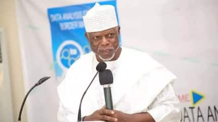 JUST IN: Nigerian customs boss Hameed Ali loses wife