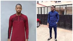 Nigerian traditional wear designs for men: trends in 2021 (photos)