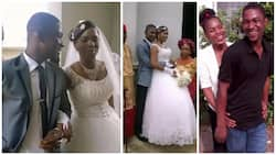Flashback: I was shocked the first time I went to his house - Nigerian lady shares grass to grace story of her family (photos)