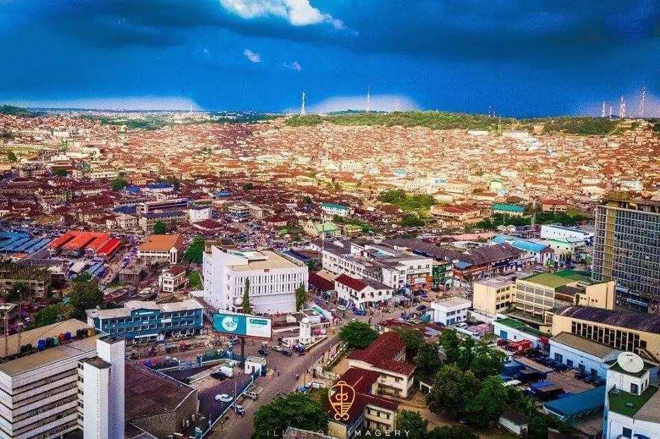 Ibadan is the main center of Yoruba