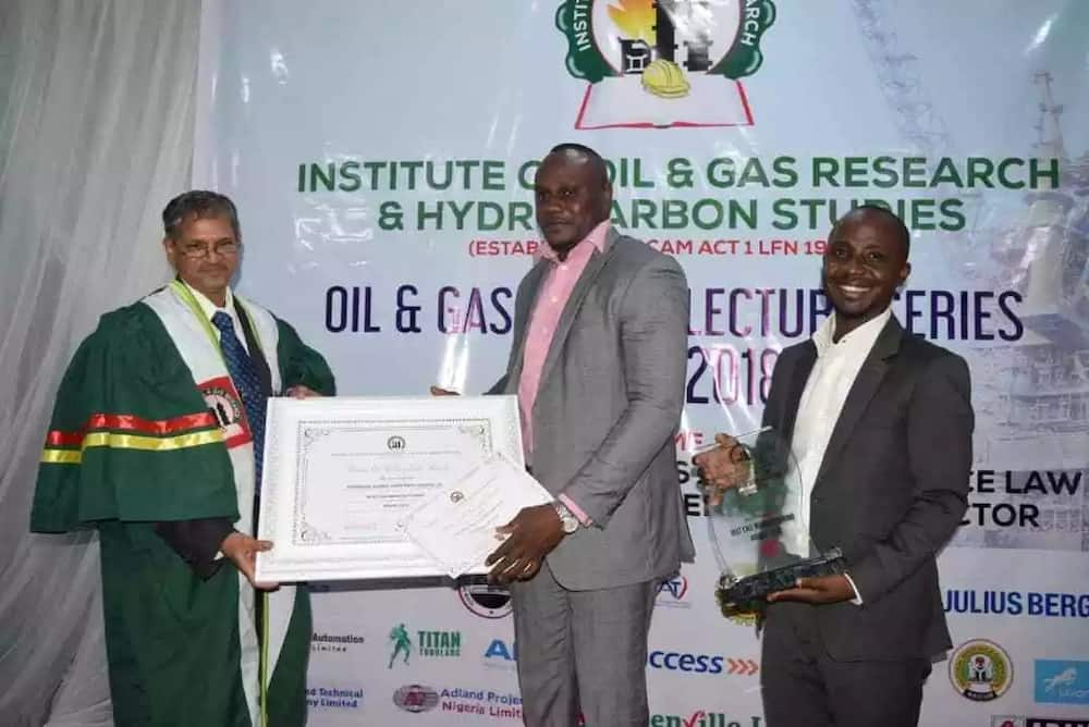 Powergas awarded Best CNG Company for the Year 2018