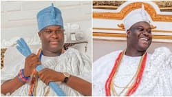 Ooni of Ife marks 44-year-old birthday with majestic photos