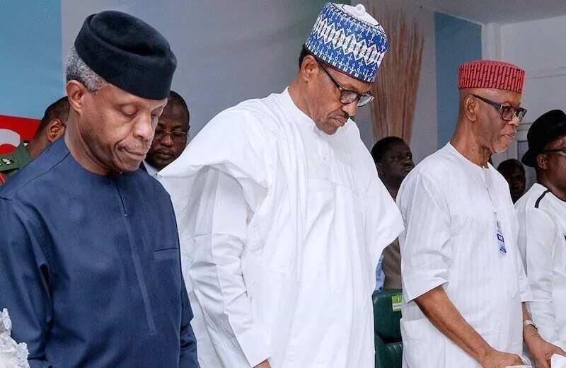 Jawabin Shugaban kasa Buhari a wajen taron Jam'iyyar APC jiya