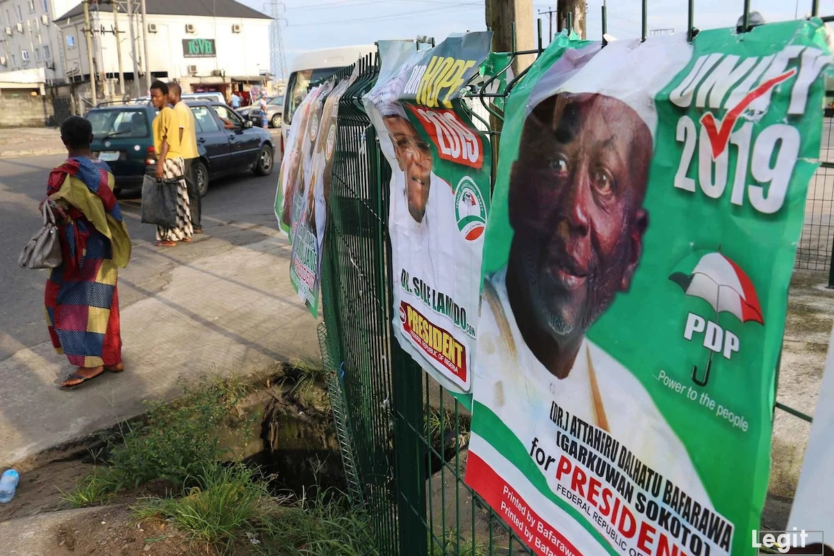 Live Updates of PDP National Convention holding in Port Harcourt. Source original