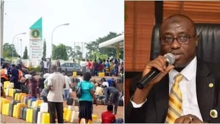 The problem of fuel scarcity has been dealt with - Baru