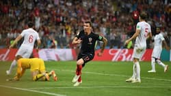 Despair for England as Mandzukic scores in extra time to send Croatia into World Cup finals