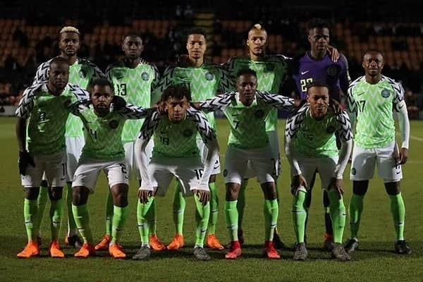 65aac47b3 Nigeria are ranked 19th most expensive squad in Russia 2018 ▷ Legit.ng