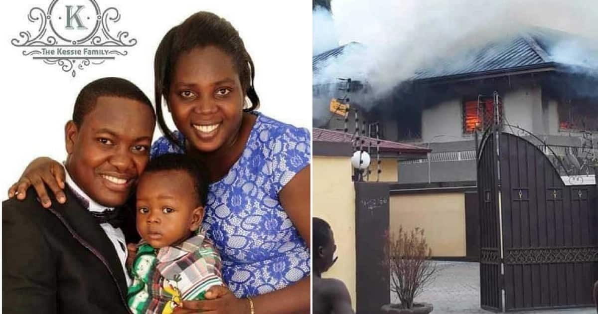 Fire kills pastor's wife and family