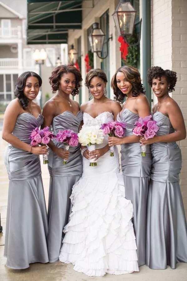 Extravagant wedding colours