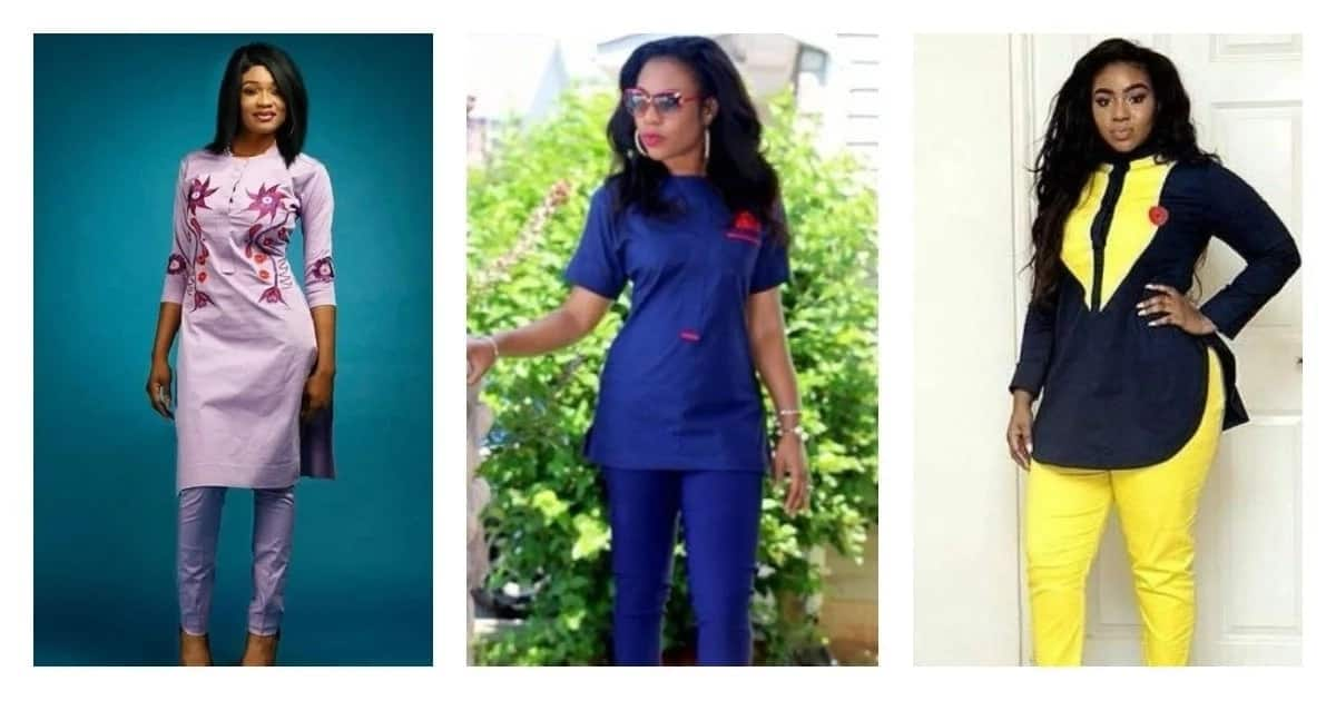 7cf9202477 Female senator styles ladies should wear in 2018 ▷ Legit.ng